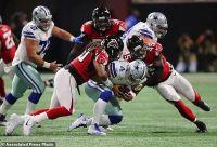Cowboys Falcons Football